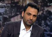 احسان علیخانی در جشنواره جام جم+ عکس