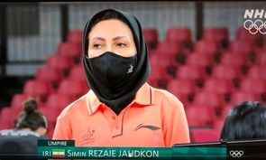 افتخاری بزرگ برای تنیس روی میز ایران