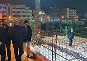 آغاز عملیات رفع گلوگاه های سیلابی اولویت یک شهر تهران