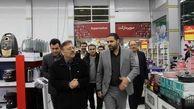 بازدید شبانه رئیس سازمان بازرسی از فروشگاه بیهقی