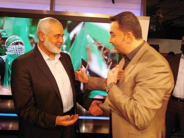 گفت و گوی اختصاصی «من طهران» با اسماعیل هنیه رئیس دفتر سیاسی حماس