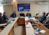 دیدار مدیر عامل شرکت آب و فاضلاب استان مرکزی با فرماندار شهرستان تفرش