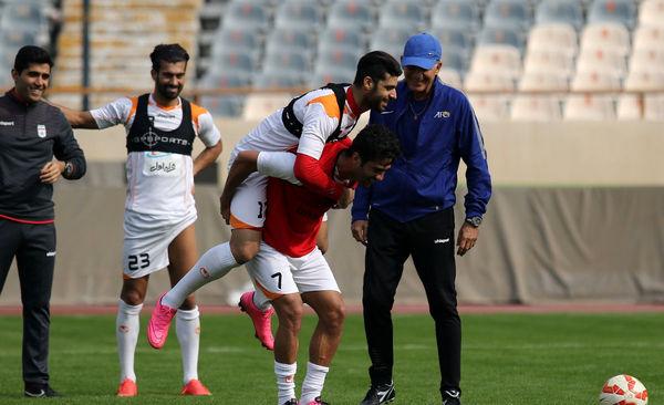 تیم ملی مقتدرانه دو بازی مقدماتی را پشت سر گذاشت
