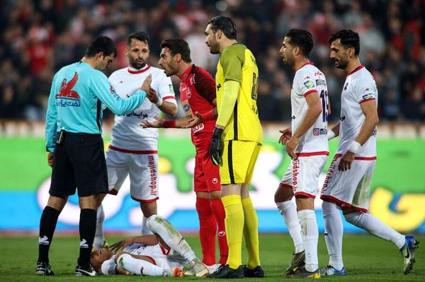 اعلام داوران هفته 28 لیگ برتر فوتبال