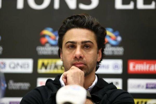مجیدی: هر زمان مرا نخواهند به عنوان یک هوادار کنار استقلال هستم/ نظرم درباره AFC عوض شد