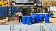 نوروز هم تولید و توزیع آب ژاول پتروشیمی کارون را تعطیل نکرد