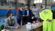 واکسیناسیون پاکبانها در منطقه 12 پایتخت آغاز شد