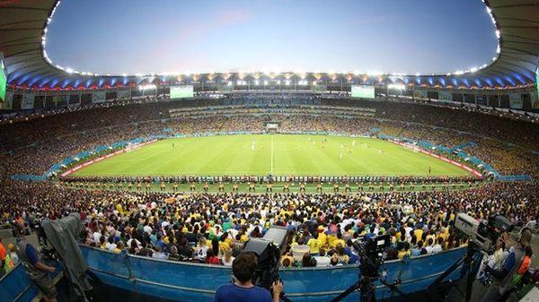 استادیوم ساخته شده از رول سوشی!+تصاویر