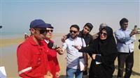 لکههای نفتی محدودههای عمومی سواحل استان بوشهر پاکسازی شده است