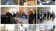 ۱۴۷ صندوق ثابت و سیار در مساجد و مدارس منطقه۹ پذیرای شهروندان می باشند