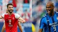 رقابت مهاجم پرسپولیس و اولسان برای کسب جایزه بهترین گل هفته لیگ قهرمانان