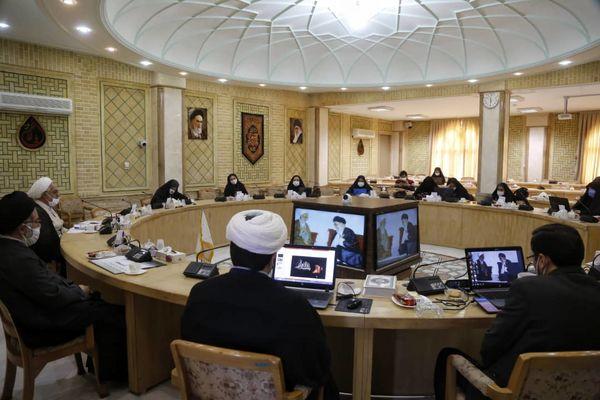 گزارش نشست خبری مدیرجامعه الزهرا (س) بااصحاب رسانه