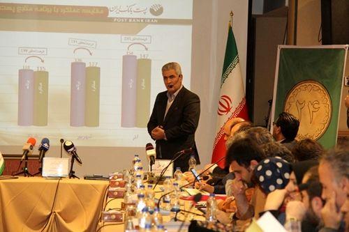 شفاف سازی و تشریح عملکرد 9ماهه سالجاری پست بانک ایران