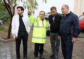 بهسازی و مرمت 3500 متر از جداول و انهار شمال شرق تهران برای رفع آبگرفتگی ها