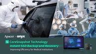 استفاده از سیستم عامل بازیابی داده ها در یک ثانیه اپیسر در دستگاه های پزشکی Onyx Healthcare