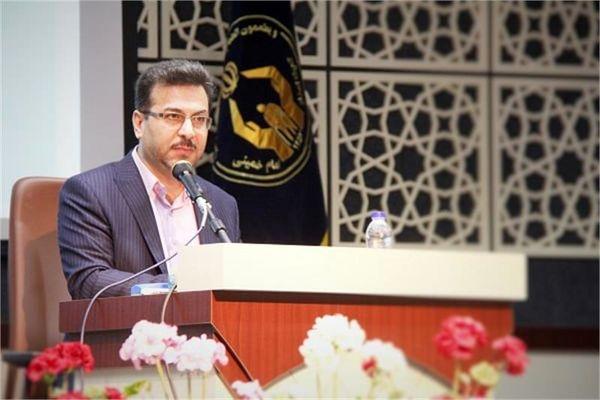 افتتاح رسمی کمیته امداد شهرستان کهک