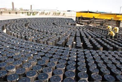 صادرات قیر، گوگرد و عایق رطوبتی از بورس کالای ایران