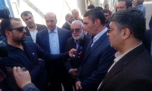 قدردانی رئیس کمیته امداد امام خمینی (ره) و استاندار مرکزی از خدمات بانک کشاورزی