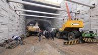 پروژه های احداث زیرگذر کوی نصر و تونل- زیرگذر استاد معین در موعد مقرر تحویل شهروندان خواهند شد
