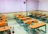 تصاویری از حضور ملکه اردن در یک مدرسه