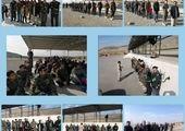 برپایی مراسم اختتامیه مسابقات فوتبال خیابانی شهرداری منطقه ۱۵