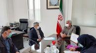 برگزاری برنامه ملاقات مردمی مدیرعامل شرکت آب و فاضلاب استان مرکزی در امور آب وفاضلاب خنداب