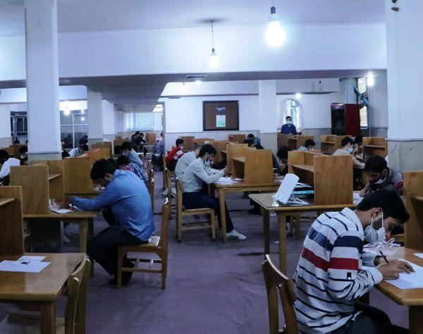 شرکت 282 حافظ قمی در آزمون اعطای مدرک به حفاظ قرآن کریم