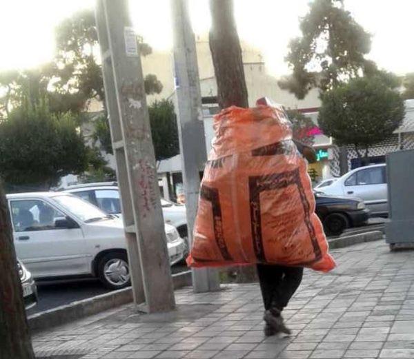 ثبت 120 مورد زباله گردی کودکان در منطقه سه