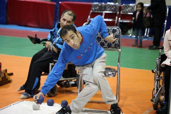 """رقابت 300  توان یاب  در"""" فستیوال ورزشی افراد دارای معلولیت"""""""