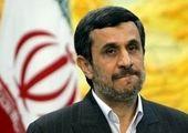 قهر یک روحانی با احمدینژاد در جلسه مجمع+عکس