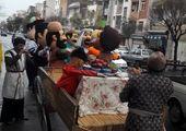 نوروز 1400 با حرکت 20 کاروان شاد نوروزی در محلات شمال تهران