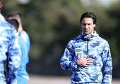فتحی میگوید خیال هواداران راحت، ما میترسیم!/برنامهای برای ماندن پاتوسی وجود نداشت