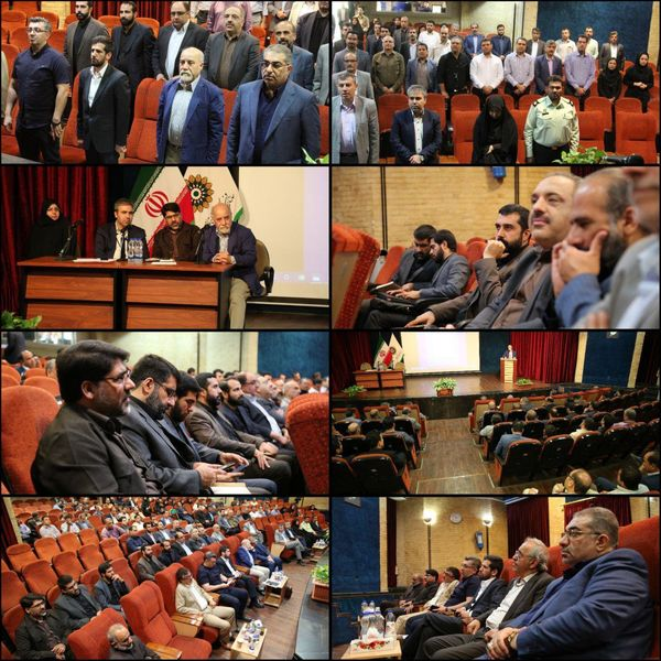 منطقه شش میزبان ششمین نشست رعایت حقوق شهروندی شهرداری تهران