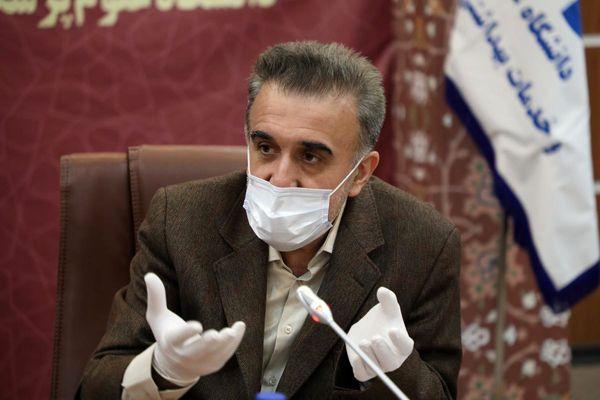 نگرانی رئیس دانشگاه علوم پزشکی قم از شیب صعودی کرونا