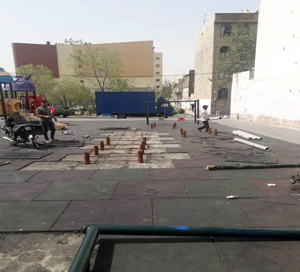 اجرای 13 پروژه توسعه محلی و کوچک مقیاس در محلات ناحیه 6 منطقه 4 تهران