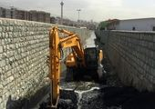نظافت و شستشوی معابر شمال شرق پایتخت