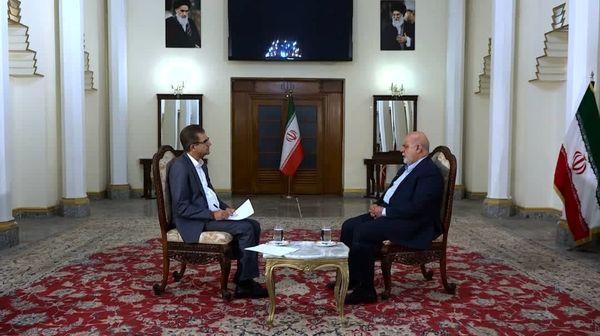 گفت و گوی اختصاصی با سفیر ایران در بغداد در «ضیف و حوار» شبکه العالم