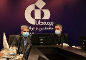امضای تفاهمنامه همکاری بین  بیمه ایران و مرکز وکلا و کارشناسان قوه قضاییه