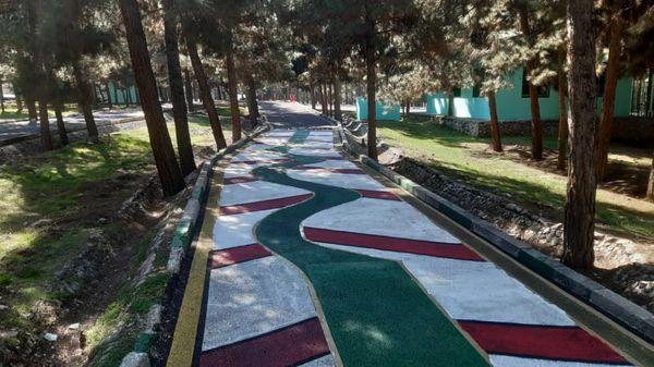 احداث ۱۸۰۰۰ متر طول مسیر ایمن دوچرخه و پیاده روسازی در منطقه ۱۳