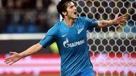 آزمون در صدر ۱۰ گلزن برتر ایرانی در فوتبال اروپا