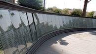 یادمان شهدای شهر تهران در میدان امام خمینی(ره) تکمیل شد