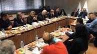پنجاه و پنجمین نشست هیات اجرایی کمیته ملی المپیک برگزار شد
