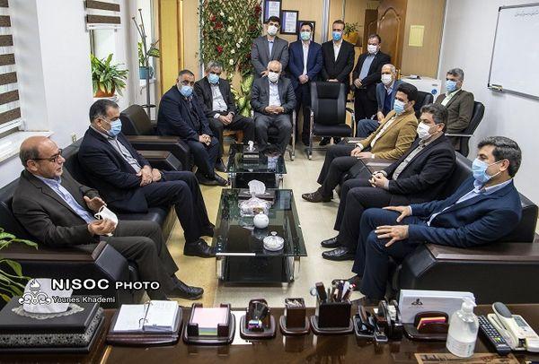 سرپرست جدید مدیریت عملیات غیرصنعتی مناطق نفتخیز منصوب شد