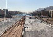 امکان گشایش ترافیکی در تقاطع بزرگراه شهید خرازی و محور 45 متری شهید باقری تا پایان مهرماه