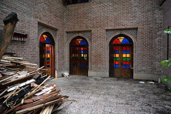 بازدید شهردار منطقه یک از ساختمان تعیین شده برای ایجاد خانه موزه دکتر حسن حبیبی