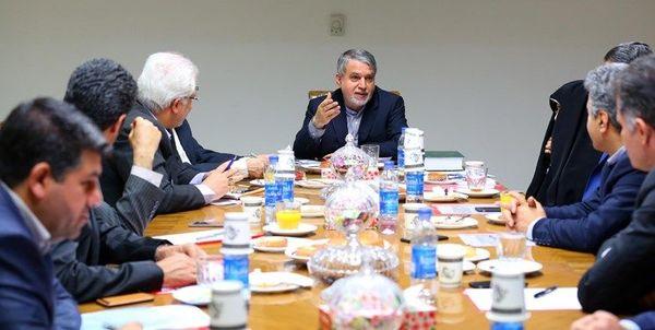 چهل و نهمین نشست هیات اجرایی کمیته ملی المپیک برگزار شد