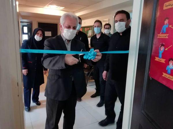 پایگاه بهداشت در محله سید خندان افتتاح شد