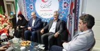 بازدید دکترشیری مدیرعامل پست بانک ایران از خبرگزاری برنا