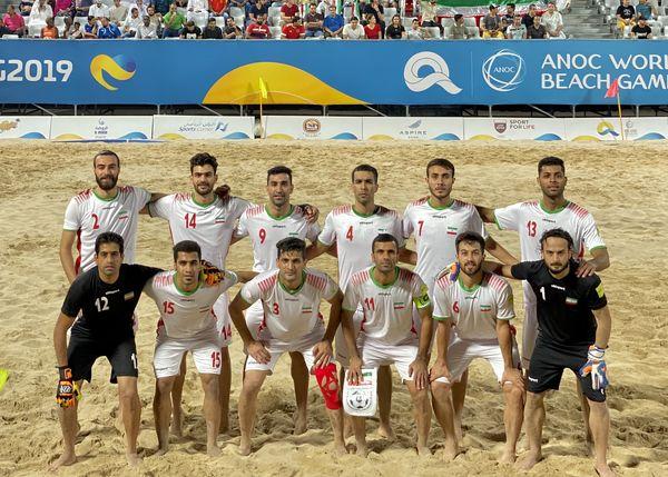 اعلام تاریخ جدید بازی های ورزش های ساحلی آسیا