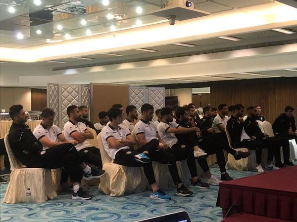 برگزاری نشست تئوری برای ملی پوشان فوتبال
